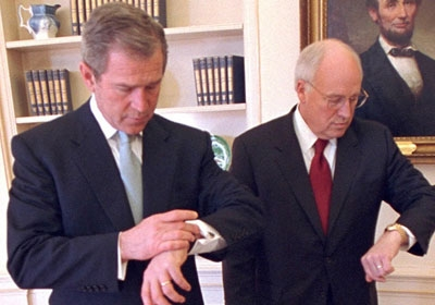 George W Bush And Dick Cheney | Amazing Images www.supiri.com