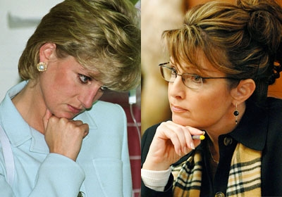 Princess Diana And Sarah Palin | Amazing Images www.supiri.com
