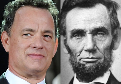 Tom Hanks And Abraham Lincoln | Amazing Images www.supiri.com