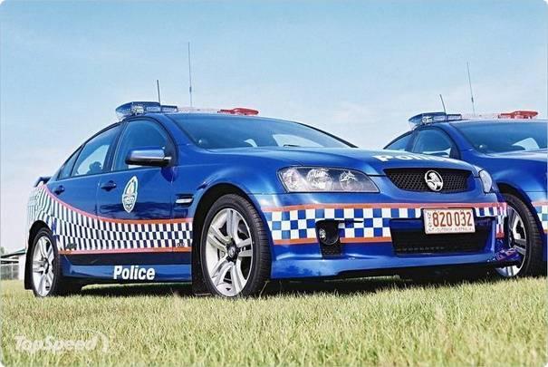 Australia - Holden VE Commodore