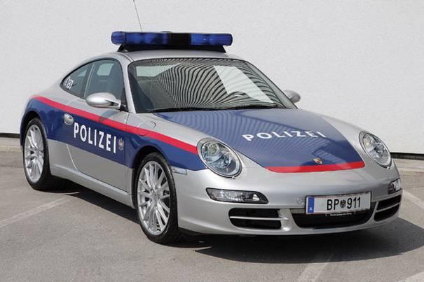 Austria - Porsche 911