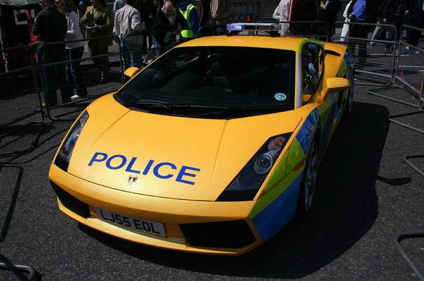 UK - Lamborghini Gallardo