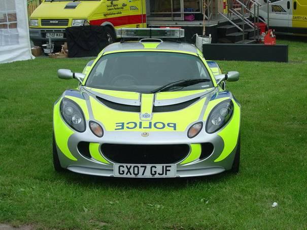 UK - Lotus Exige