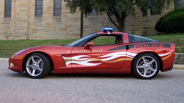 USA - Corvette C6