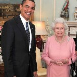 Queen with President Barack Obama - supiri.com