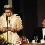 Queen with President Ronald Regan - supiri.com