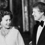 Queen with President Jimmy Carter - supiri.com