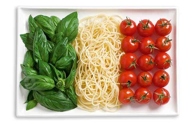 Tasty Flags – Italy