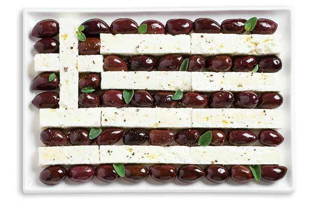 Tasty Flags – Greece