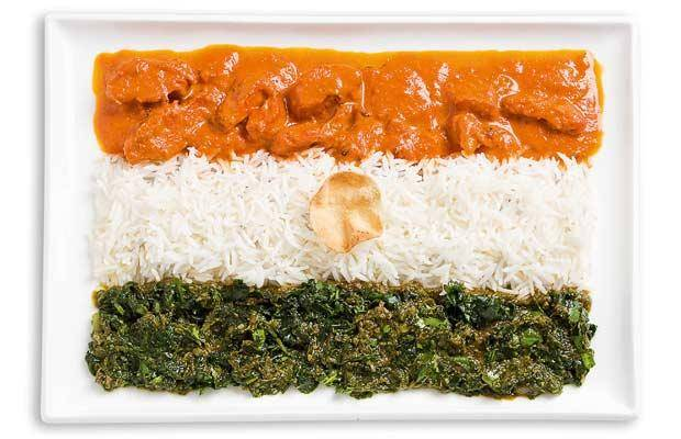 Tasty Flags – India