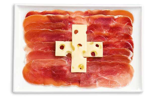 Tasty Flags – Switzerland
