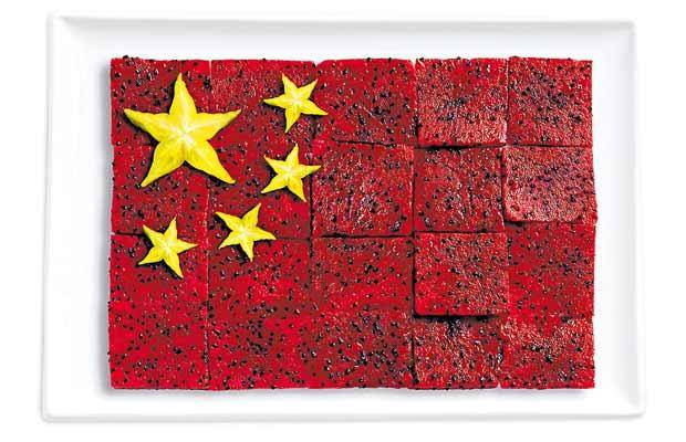 Tasty Flags – China