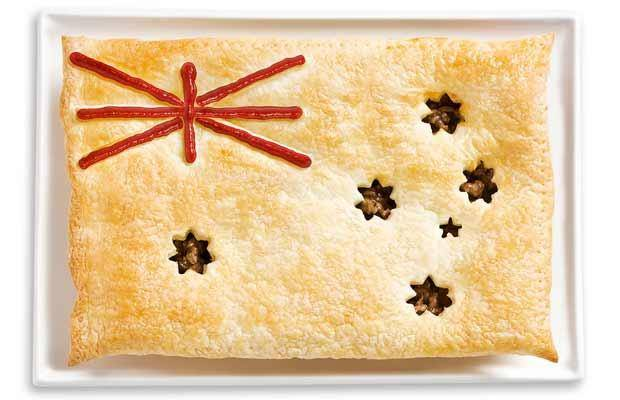 Tasty Flags – Australia
